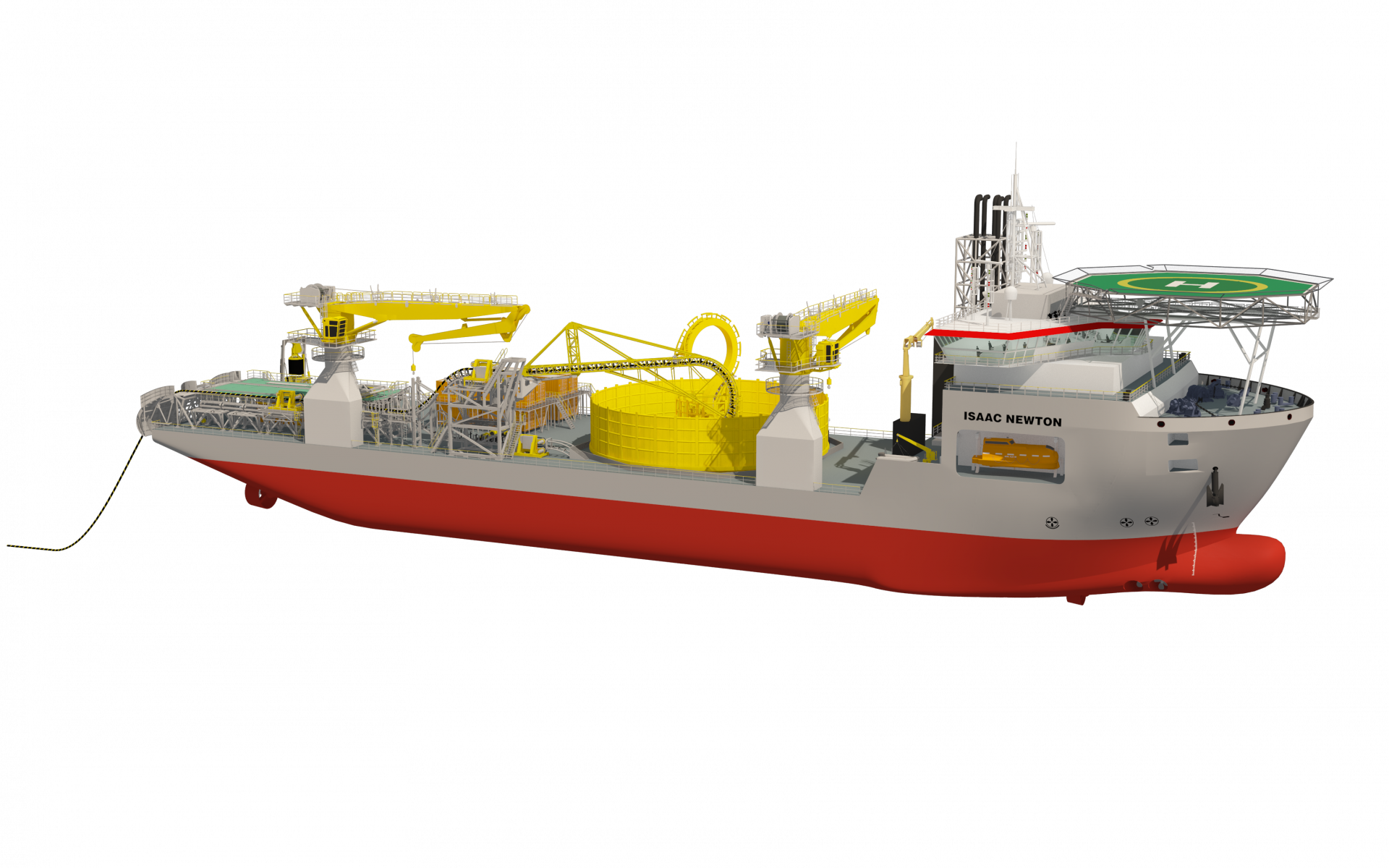 Cable Installation Vessels