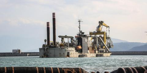 Jan De Nul awarded key dredging works in Australia