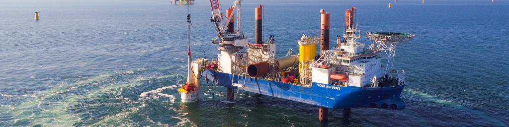INSTALLATION OF OFFSHORE STRUCTURES