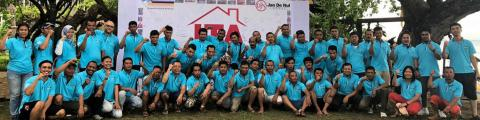 Collega's in Batam
