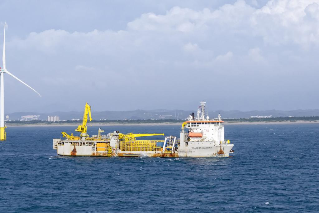 Offshore windmolenpark Formosa 1 fase 2