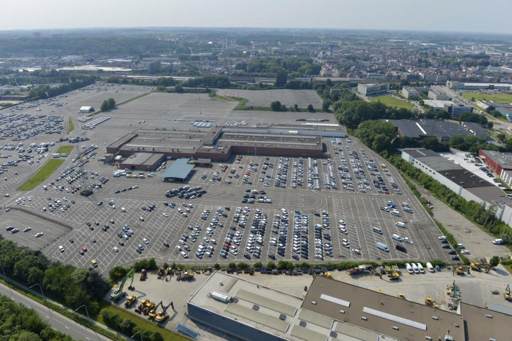 Jan De Nul Group - Vilvoorde Renault site