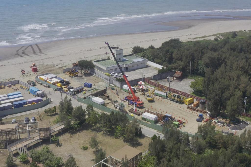Jan De Nul start met bouw Formosa 2 offshore windmolenpark in Taiwan