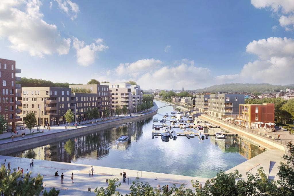 JDN Group - Project development - Coronmeuse Rives Ardentes