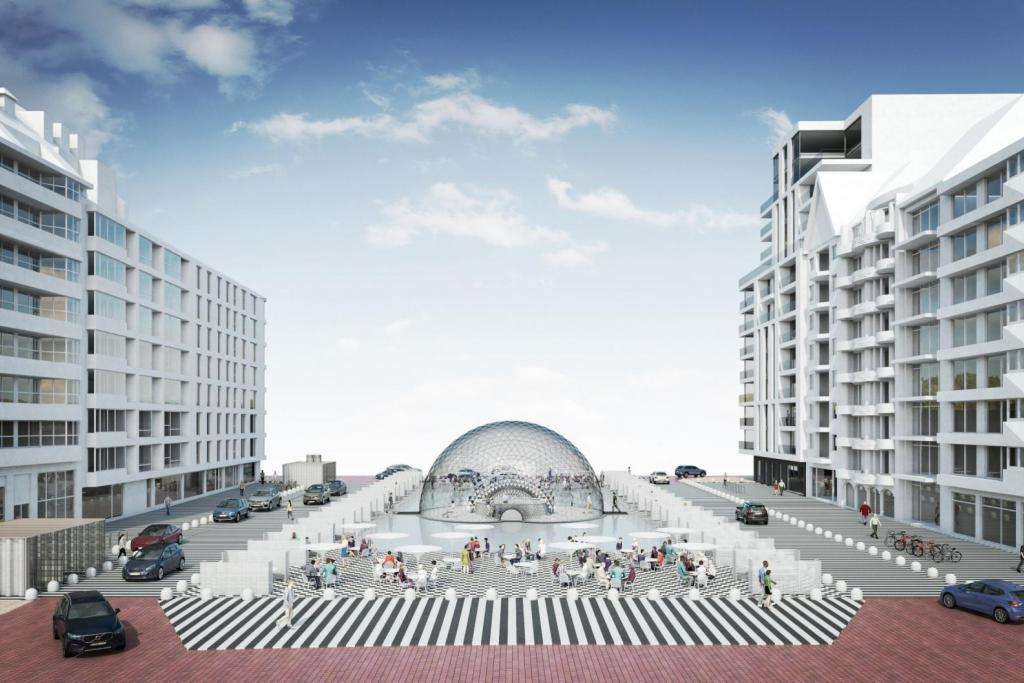 Complexe ­herontwikkelings­projecten - Jan De Nul Group